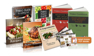 Paleo Cookbooks & Meal Plans