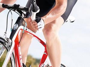 Knee pain cycling