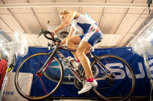 Cycling warm up benefits