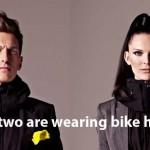The Invisible Bike Helmet