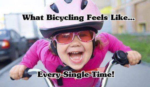 reasons to bike