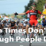 Taylor Phinney Tour of Poland Video