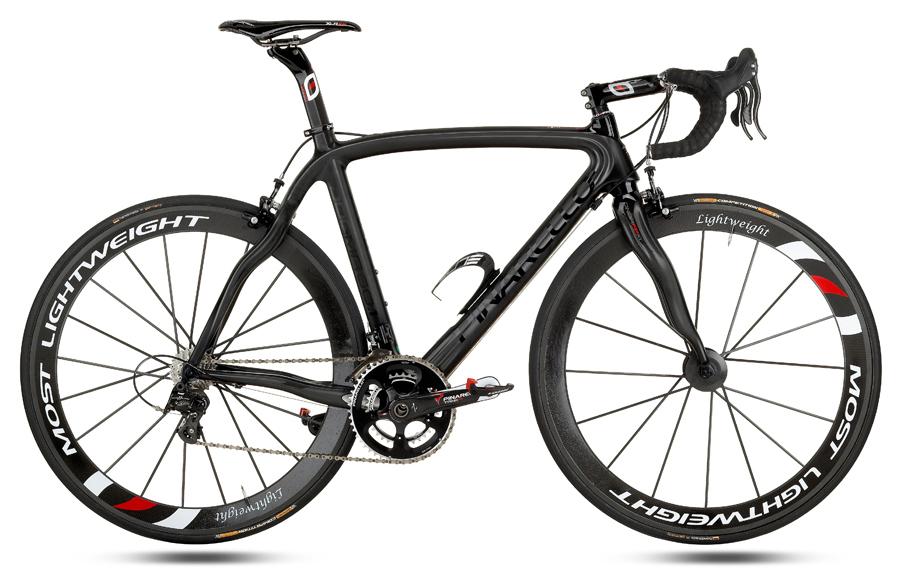 Carbon Fiber vs Aluminum vs Steel vs Titanium - I Love Bicycling