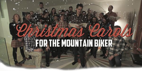 Christmas Carols for the Mountain Biker