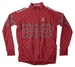 Thermal Christmas Jersey