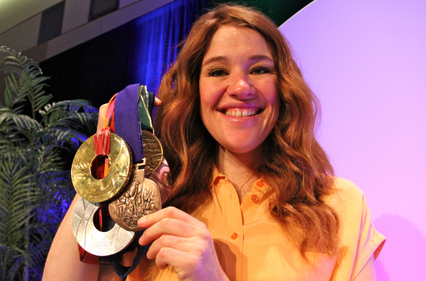 Bicycling For Weight Loss >> Clara Hughes Motivation - I Love Bicycling