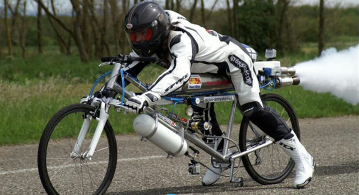 Fastest Bicycle in the World Top Speed