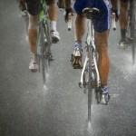 How To Bike Safely On Wet Roads