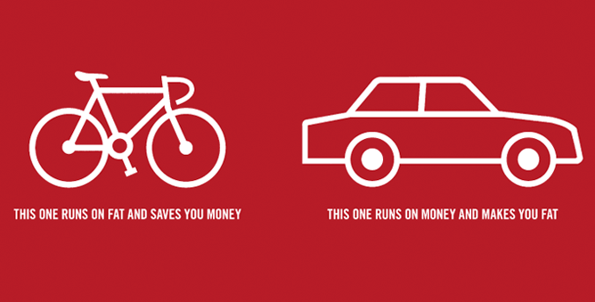 Bicycling For Weight Loss >> Some of the Ways Cycling Saves You Money - I Love Bicycling
