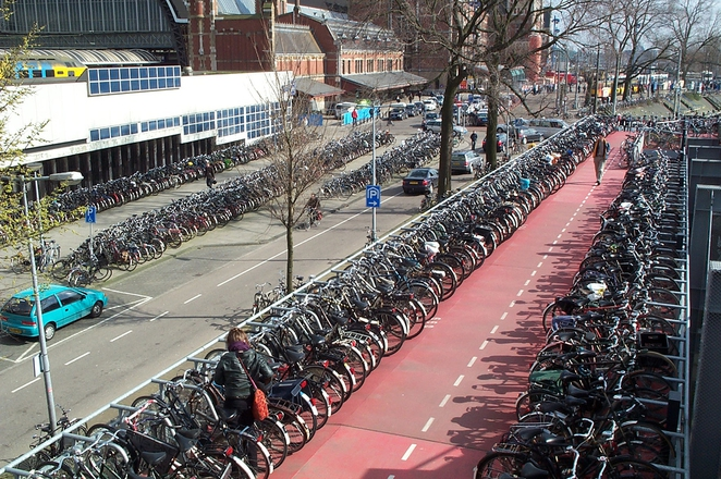 top 5 cycling friendly cities in the world amsterdam
