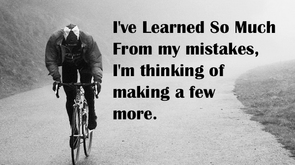 Beginner Cycling Mistakes to Avoid