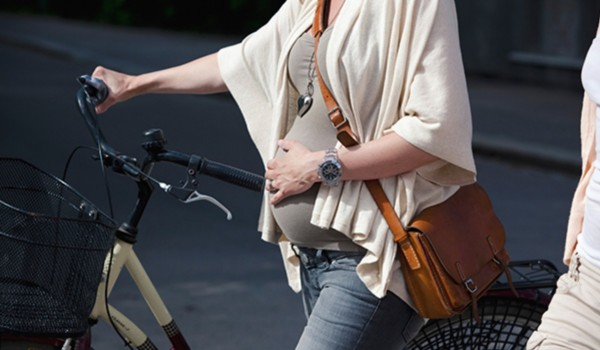 Can Pregnant Women Ride Bikes?