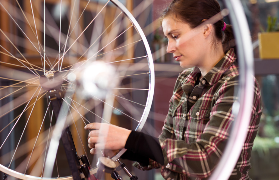 10 Quick Bike Repairs for Common Problems