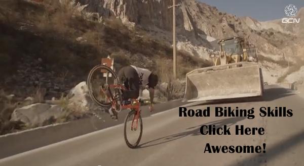 best road bike tricks