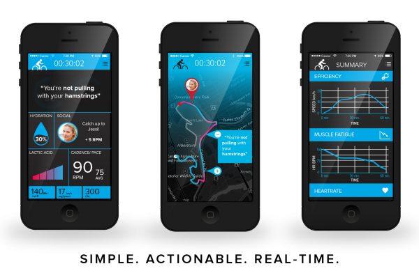 Leo wearable fitness technology