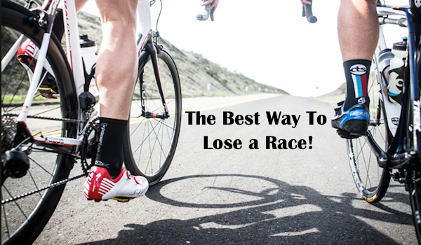 The Best Way To Lose A Race!