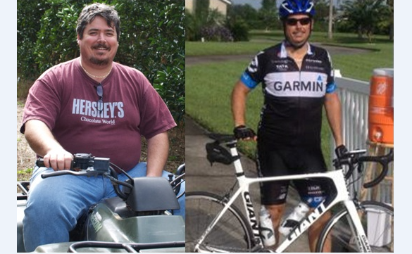 10 mile bike ride weight loss