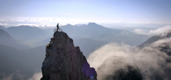 Best mountain bike route ever
