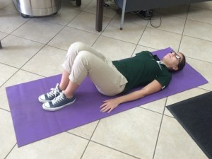 Core Exercises to Reduce Back Pain When Riding