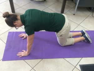 Core Exercises to Decrease Back Pain When Riding