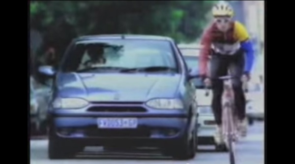 Respect Cars as a cyclist