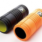 foam roller with ridges