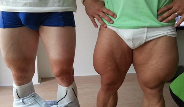 Bicycling For Weight Loss >> Does Cycling Build Leg Muscle? - I Love Bicycling