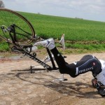 Staying Upright: Risk Averse Riding
