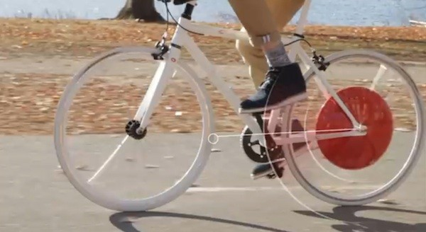 Weird Inventions for Bikes