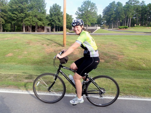 getting into cycling