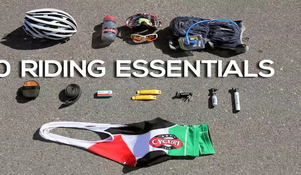 Essential Cycling Gear, Must have bike gear
