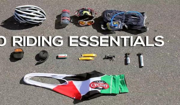 Essential Cycling Gear, Must have bike gear