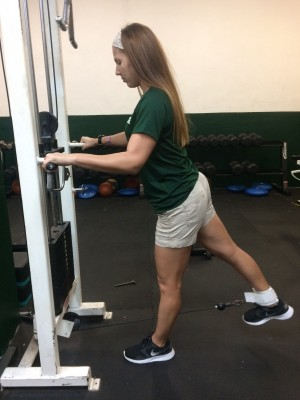 Hip extension 1 - Leg Workouts For Cyclists