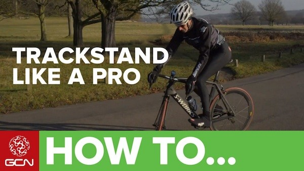 How To Trackstand - Motionless Equilibrium