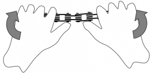 Stiff-link