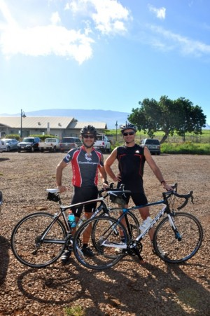 The Haleakala Hill Climb