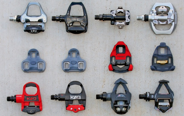 What are Clipless Pedals?