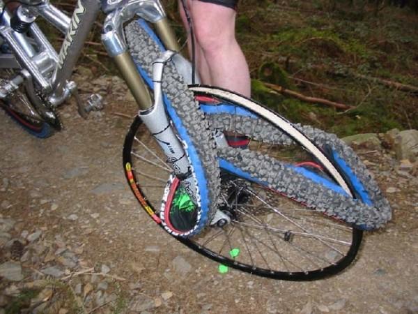 broken wheel Catastrophic Bike Failure