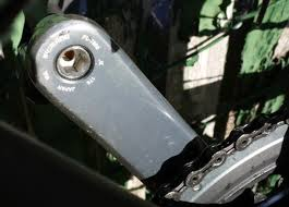 Broken pedal axles may not be catastrophic, but can cause accidents - Catastrophic Bike Failure