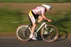 fancy helmet Average Speed -- The Three Mile Test