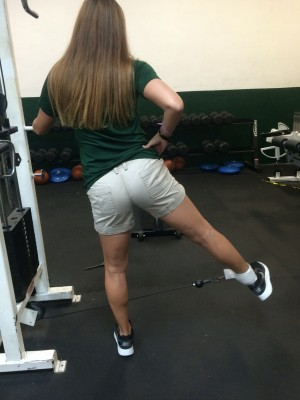 Hip abduction - Leg Workouts For Cyclists