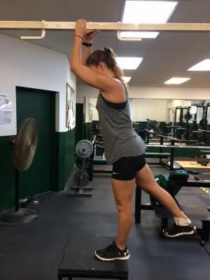 hip flexion 2 - Leg Workouts For Cyclists