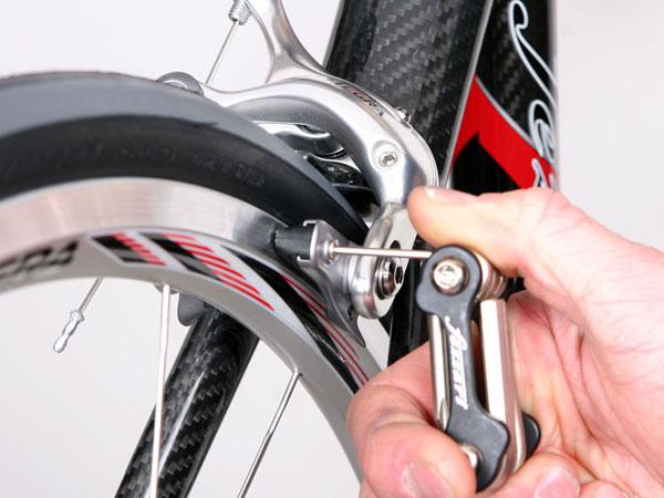 how to fix road bike brakes i love bicycling. Black Bedroom Furniture Sets. Home Design Ideas