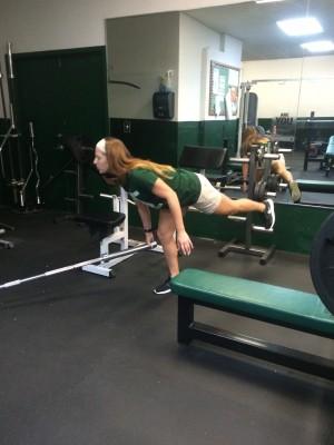 single leg deadliest - Leg Workouts For Cyclists