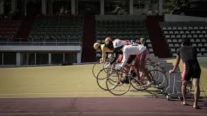 start line - Motionless Equilibrium, The Beauty of the Trackstand