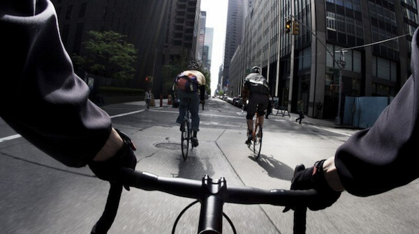 Bikes Versus Cars, How to Ride in Traffic
