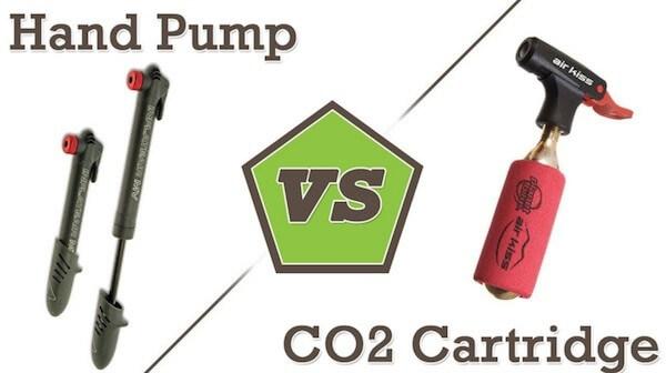 Co2 Versus Frame Pump