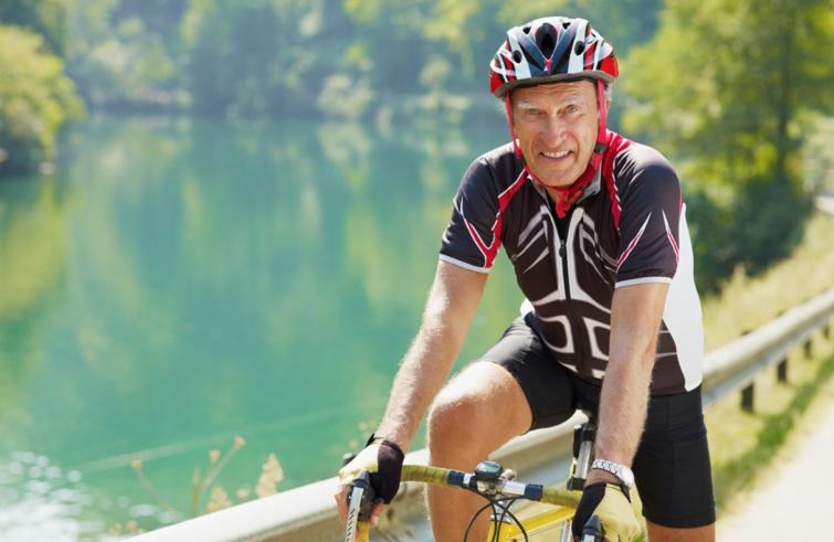 Cycling Starting at 50