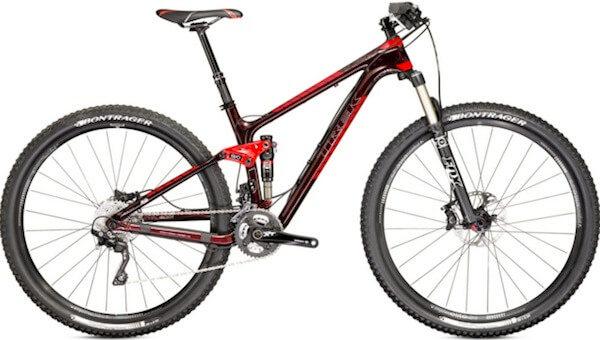 Hardtail versus Full Suspension Mountain Bikes
