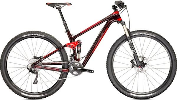 Hardtail versus Full Suspension Mountain Bikes
